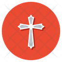 Cross Symbol Jesus Sign Religious Symbol Icon