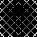 Cross Symbol Icon