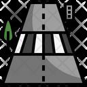 Cross Walk Icon