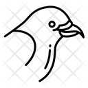 Crossbill Icon
