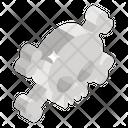 Crossbones Skull Human Skull Icon