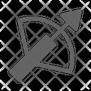 Crossbow Archer Arrow Icon