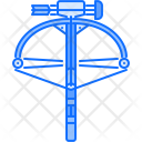 Crossbow Military Battle Icon