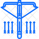 Crossbow Arrow Weapon Icon