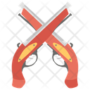 Crossed Musket Icon