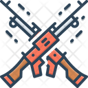 Crossfire Gun Battle Icon