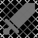 Crossguard Sword Medieval Icon