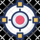 Crosshair Camera Focus Focus Selector Icon