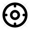 Crosshair Business Target Icon