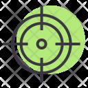 Crosshair Aim Shoot Icon