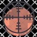 Crosshair War Aim Icon