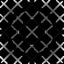 Crosshair Focus Goal Icon