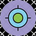 Crosshair Sniper Scope Icon