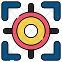 Target Focus Reticle Icon