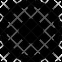 Crosshair Aim Focus Icon