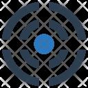Crosshair Aspirations Business Icon