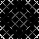 Crosshairs Target Goal Icon