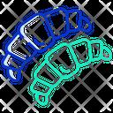 Crossiant Icon