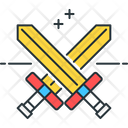 Crossing Swords Icon