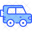 Car Crossover Transport Icon