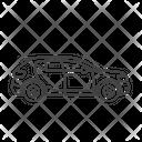 Crossover Suv Car Luxury Crossover Icon