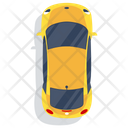 Crossover Car Transport Cab Icon