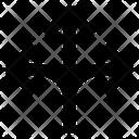 Arrow Crossroad Sidetrack Icon