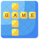 Crossword Game Puzzle Game Logic Game Icon