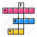 Crossword Grid Icon