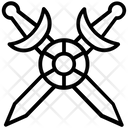 Kendo Crosswords Modern Martial Arts Icon