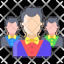 Croupier Team Icon