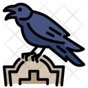 Crow Bird Animal Icon