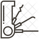Crowbar Skeleton Key Security Icon