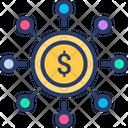 Creator Crowd Finance Icon