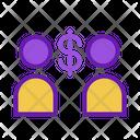 Finance Technologies Croudfunding Kickstarter Icon