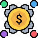 Crowdfunding Icon