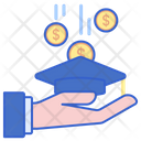 Crowdfunding Funding Invester Icon