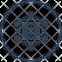 Crowdfunding Finance Money Icon