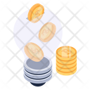 Contribution Donation Investment Icon