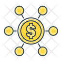 Crowdfunding Kickstarter Crowdcube Icon