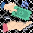 Crowdfunding Fee Icon