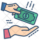 Crowdfunding Fee Crowdfunding Payment Icon