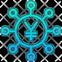 Crowdfunding Yen Icon