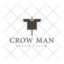 Crowman Logo Icon