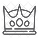 Crown King Royal Icon