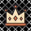 Crown King Crown Winner Icon
