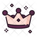 Crown Birthday Crown Award Icon