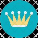 Crown Gold Headgear Icon