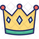 Crown Empire King Icon