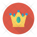 Crown King Victory Icon